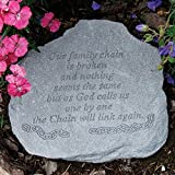 Kay Berry- Inc. 90120 If Tears Could Build A Stairway – Memorial With Shamrocks – 18 Inches x 13 Inches For Sale