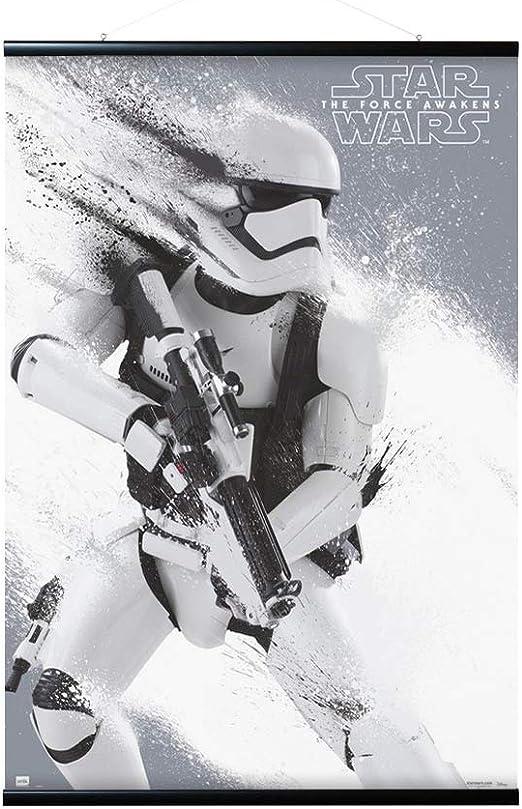 Grupo Erik - Póster Star Wars Stormtrooper, 61x91,5 cm: Amazon.es ...