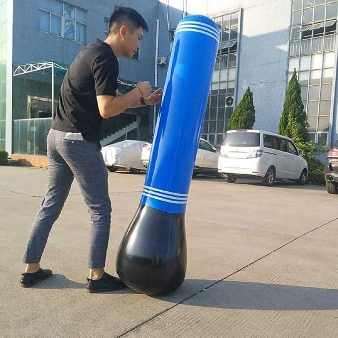Amazon.com: Saco hinchable de boxeo para niños, adultos ...