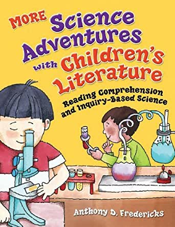 Amazon.com: MORE Science Adventures with Children's Literature: Reading Comprehension and
