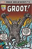 #2: True Believers: Kirby 100th—Groot #1 VF/NM ; Marvel comic book