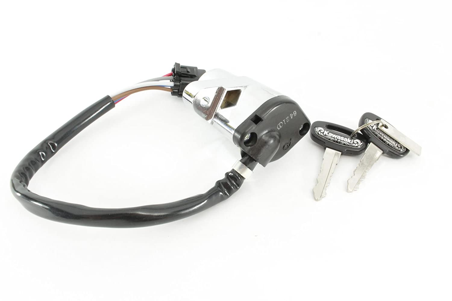 Kawasaki 2001-2008 Vulcan 1500 Classic Vulcan 1500 Nomad Ignition Assembly Switch 27005-1256 New Oem