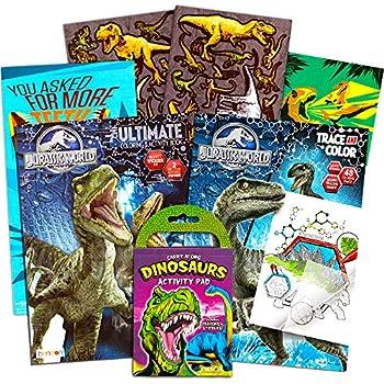 Amazon Com Crayola Art With Edge Jurassic World Coloring