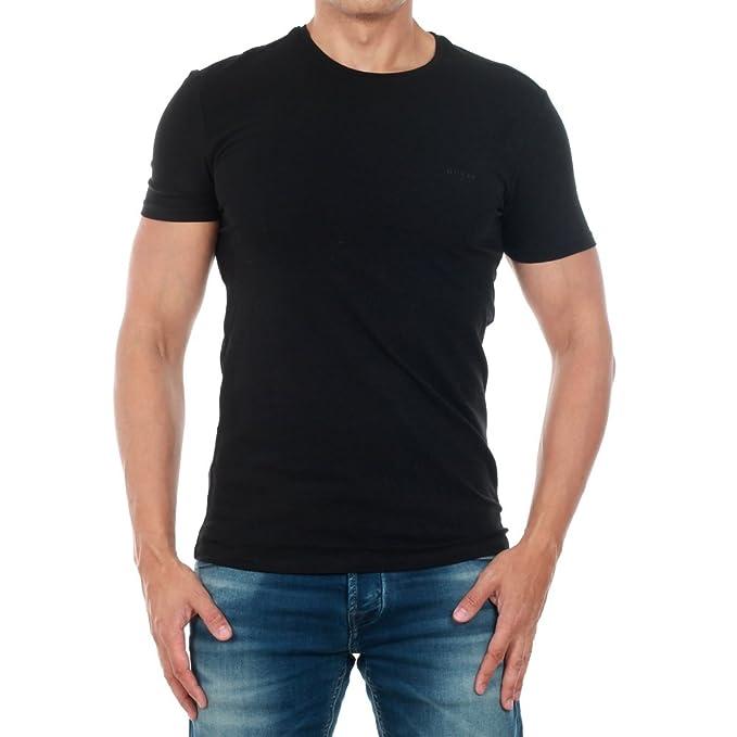 Camiseta Guess Hombre S Negro M73I56J1300-A996