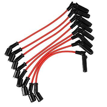 PERFORMANCE Spark Plug Wires For CHEVY GMC LS1 VORTEC 4.8L 5.3L 6.0L 1999-2006