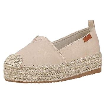 Amazon.com: VonVonCo Zapatos para Mujer Pisos Cómodos ...
