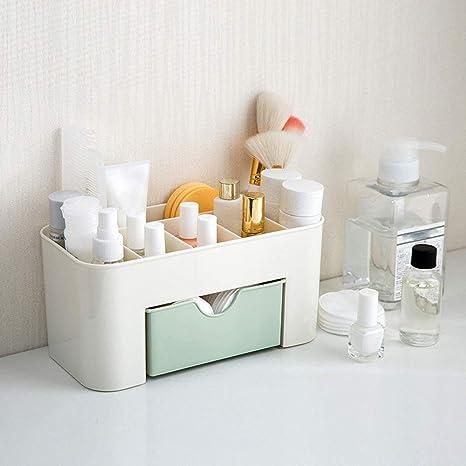 KFYOUXIN Caja de Almacenamiento de cosméticos Ahorro Espacio ...