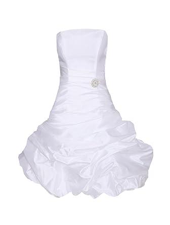 f1169a7af2d ROBLORA Robe De Cérémonie Soirée Cocktail Mariage Robe Demoiselle D honneur  bustier courte Dress 12