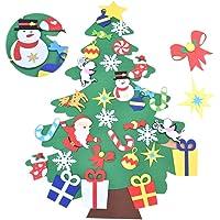 Awtlife Juego de árboles de Navidad de Fieltro