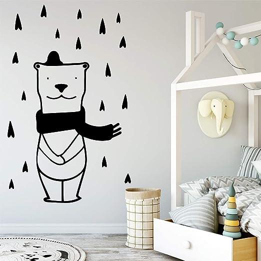 yaoxingfu Modern Bear Wallpaper Decoración del hogar ...
