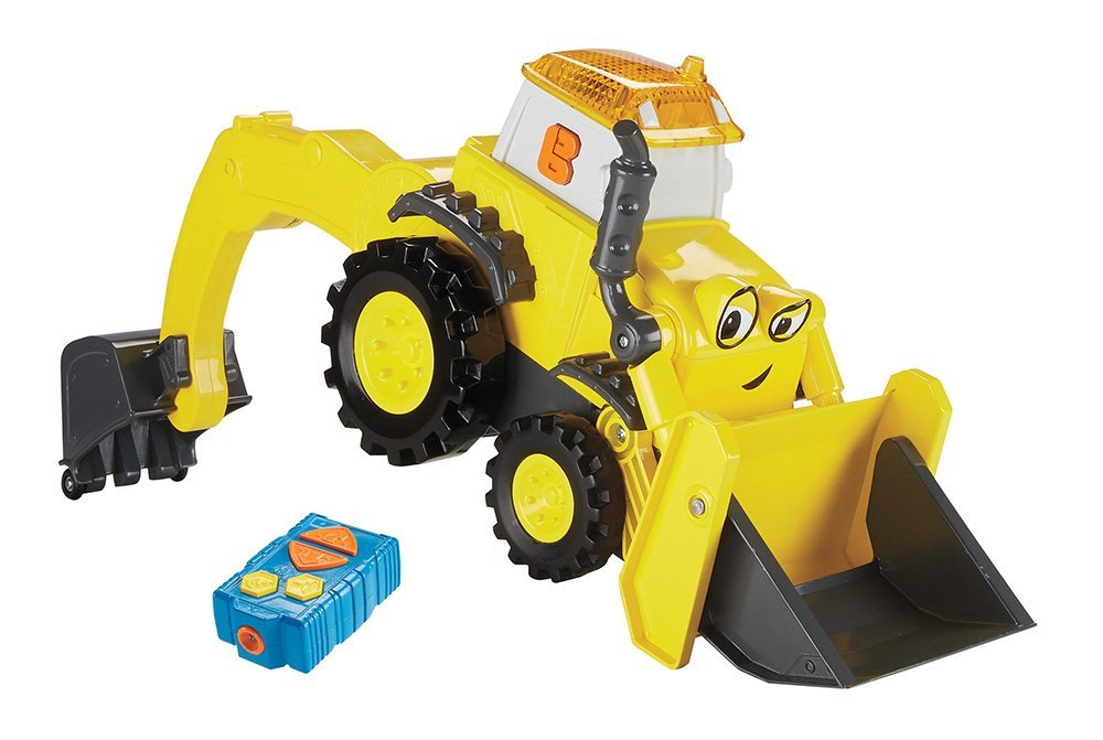 Bob the builder full throttle scoop set mattel amazon bob the builder full throttle scoop set mattel amazon toys games sciox Images
