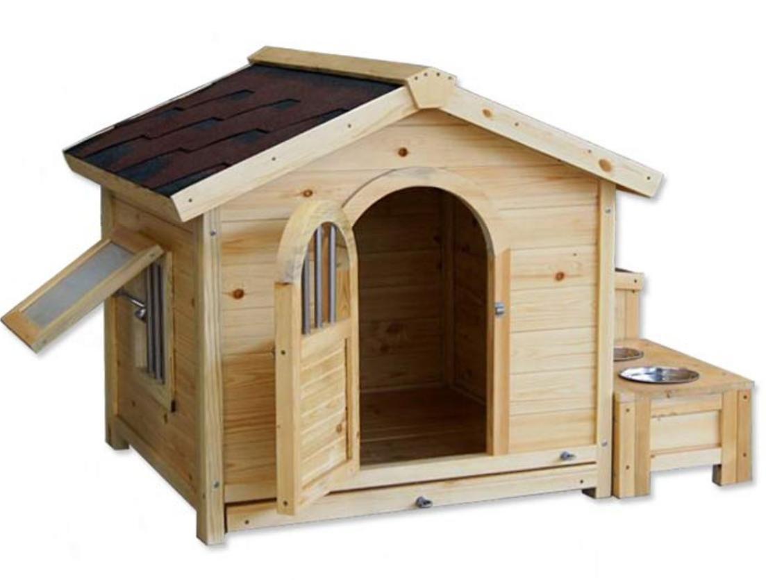 Pet Nest / Zwinger / Größen / Holz / Hundehaus / im Freien wasserdichte regen / Hundehaus / Hauskatzen und Hunde Käfig / S, M, L, XL , S