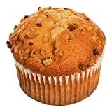 Otis Spunkmeyer Delicious Essentials Banana Nut Muffin, 4 Ounce - 24 per case.