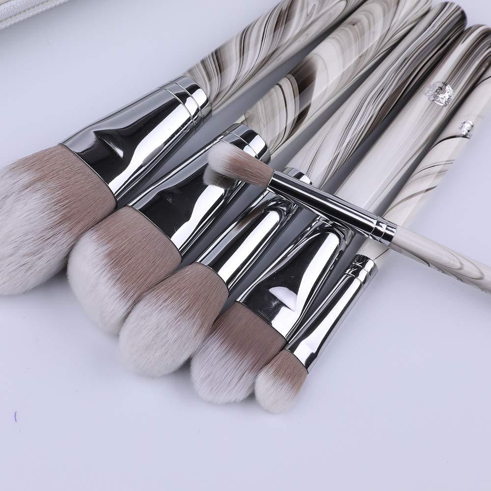Amazon.com: ENERGY - Juego de brochas de maquillaje ...