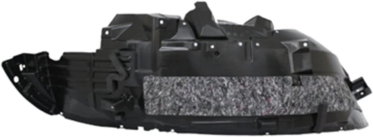 CPP Factory OE Fender Liner NI1248136 for 2008-2015 Nissan Armada