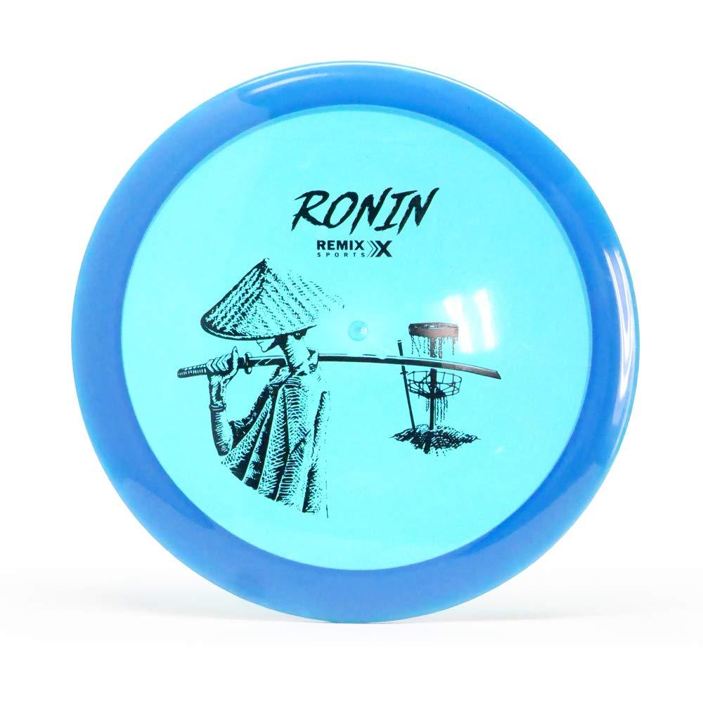 Remix Ronin Fairway Driver Disc for Disc Golf B077BK57Q5 170-175g|Ice Dark Blue Ice Dark Blue 170-175g