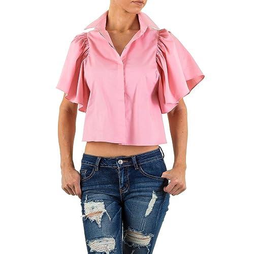 iTaL-dESiGn - Camisas - para mujer Rosa 38