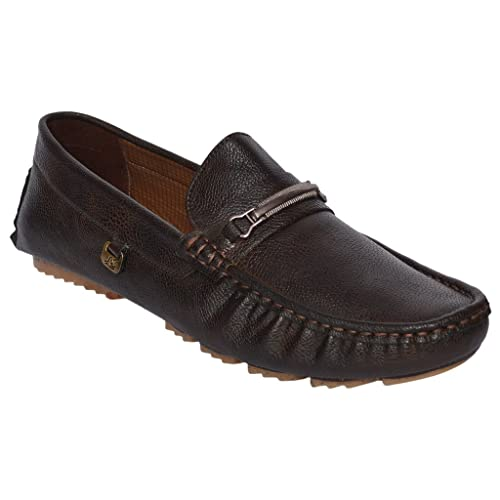 067a2fd234a DESI JUTA Men s Elementary Loafers  Buy Online at Low Prices in India -  Amazon.in