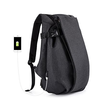 1acf3fe92ca5 Amazon.com : BZFjy Backpack Men's Fashion Trend Travel Bag Korean ...