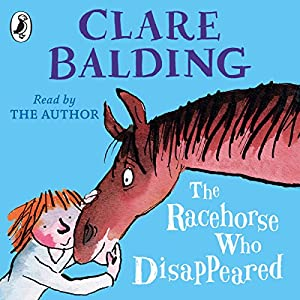 The Racehorse Who Disappeared Audiobook