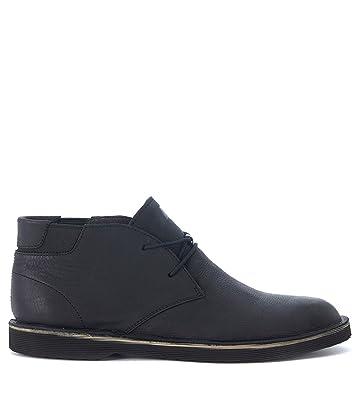 Mens Camper Morrys-K300035 Boots Black FXT44767