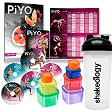 PiYO Workout Program Deluxe Kit
