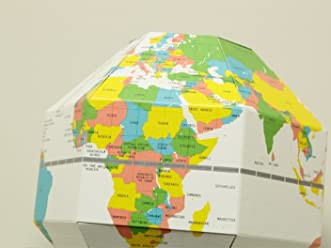 AuthaGraph Globe ALEXCIOUS The Worlds Most Accurate Globe This ...