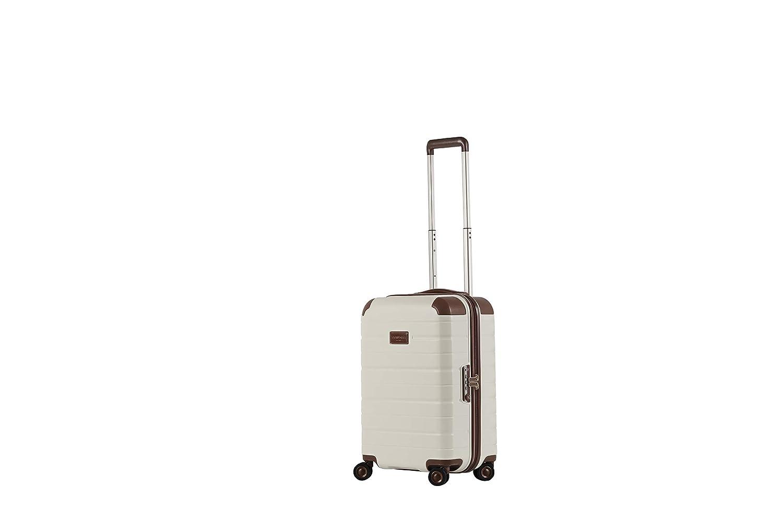 スーツケース TC04-50 サンコー鞄 TOURIST CLUB 50サイズ/37L  ベージュ B07QR8XZPR