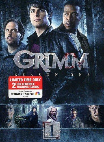 Grimm: Season 1 (Dvd Grimm 4 Season)