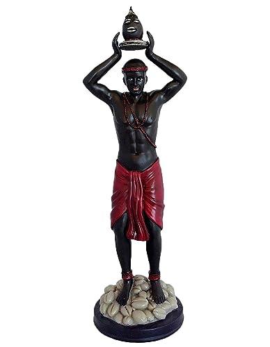 Win 13 Inch Statue Orisha Elegua Yoruba Santeria Estatua Lucumi Nino de Atocha