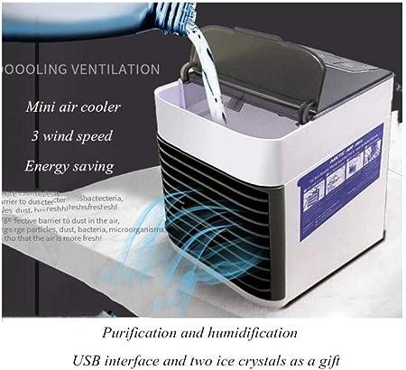 Acondicionador de Aire Personal, Mini Usb Refrigerador de Aire ...