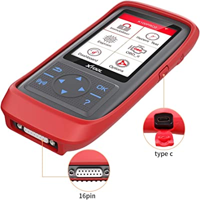For its price range, the XTOOL X100 Pro2 is a key programmer that offers many features