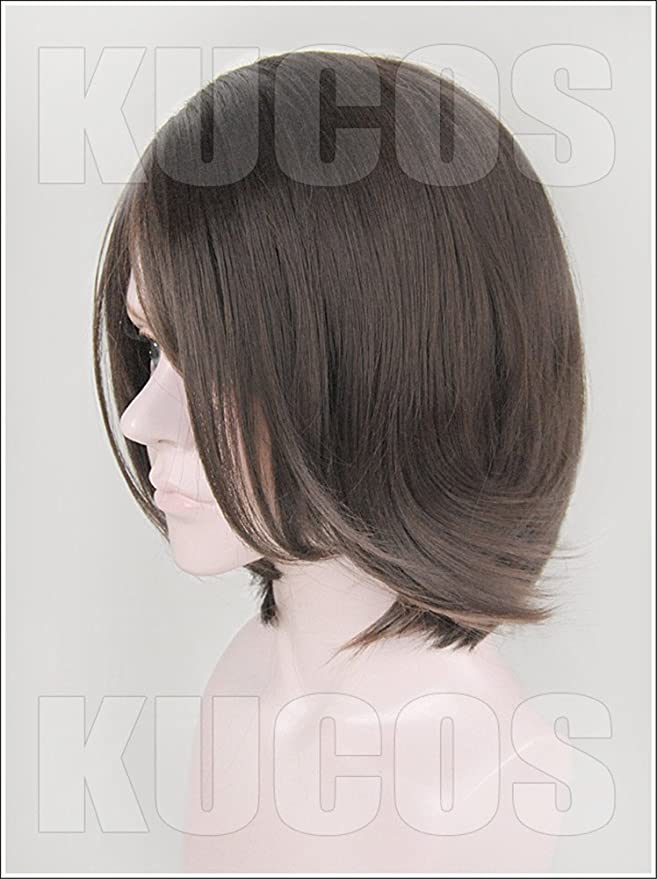 LanTing Peluca Final Fantasy XV,FF15 Noctis Lucis Caelum Black Blue Mix Short Cosplay Party Fashion Anime Human costume Full Wigs Synthetic Hair Heat ...