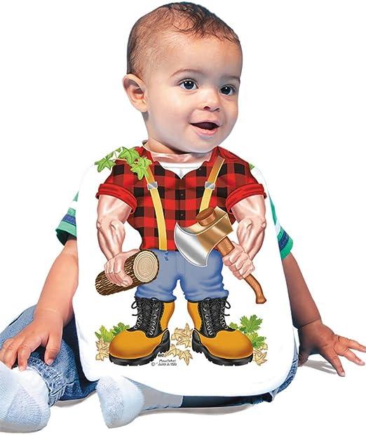 Amazon.com: Sólo tiene que añadir a Kid Baby Boy s leñador ...
