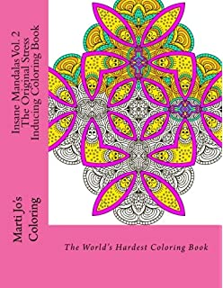 Amazon The Worlds Best Mandala Coloring Book Volume 3 A