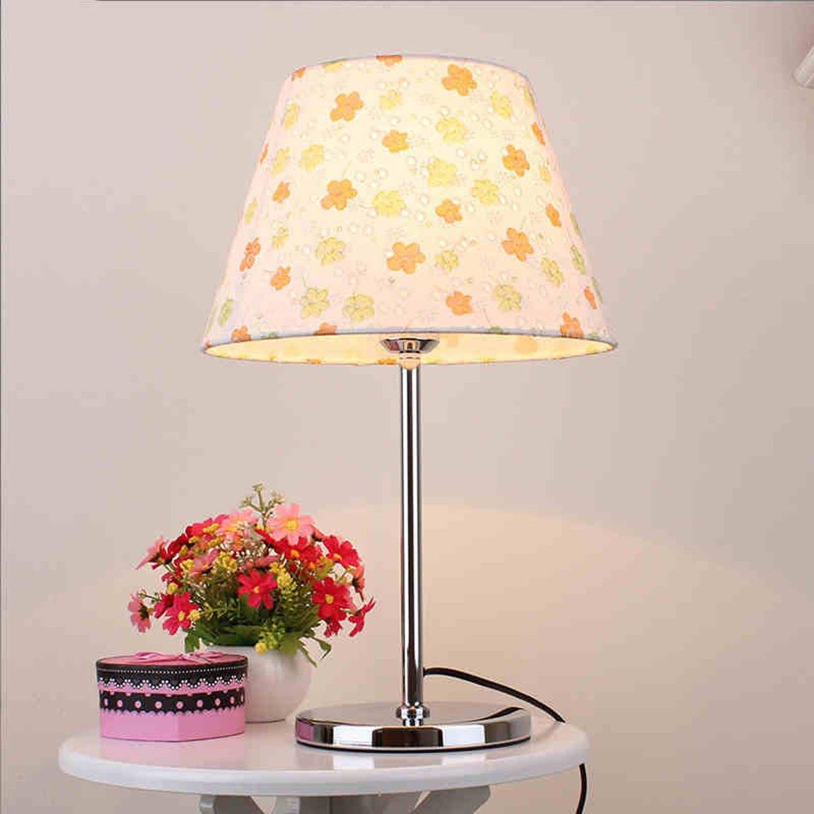 505 HZB Moderne einfache Nachttischlampe, Garten-Stil, Gästeschlafzimmer, Schreibtischlampe.