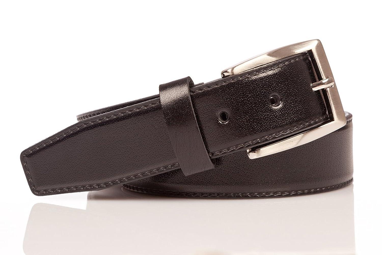 Trachten Gürtel - 1314/KLASSIK - schwarz