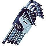TRUSCO(トラスコ) ヘックスローブレンチセット 12本入 THR-12S