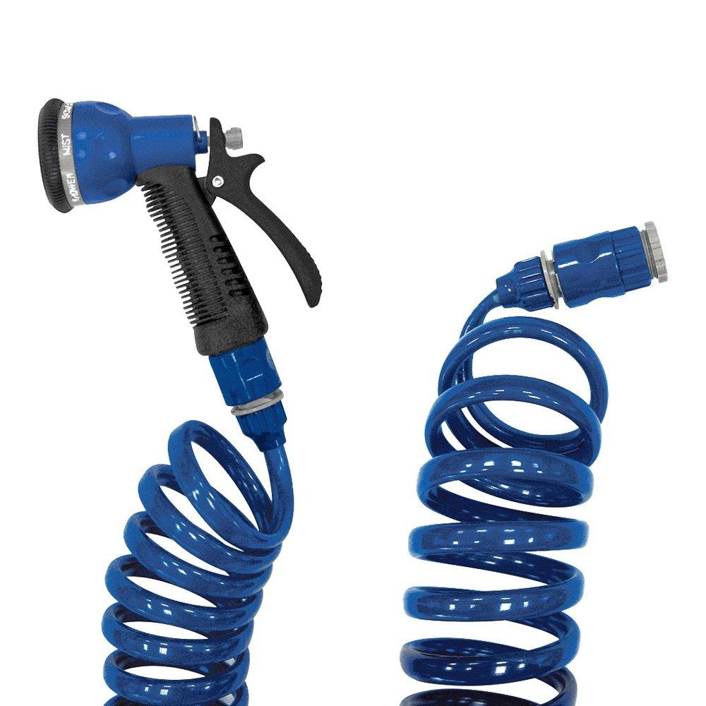 Tatay 58001 - Spiral hose kit, 35 x 11.5 x 45.5 cm, blue Tatay_0058001