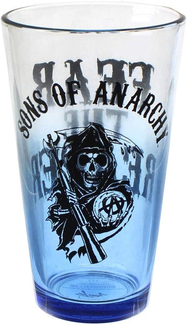 Sons Of Anarchy Fear The Reaper Vaso de Cerveza: Amazon.es: Juguetes y juegos