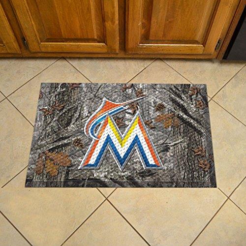 - StarSun Depot Florida Scraper Mat MLB - Miami Marlins 19