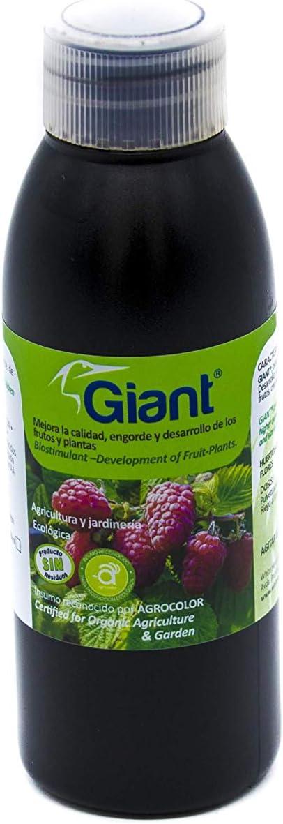 GIANT BRIBON® (800 m2 jardín-huerto). Multinutrientes-Fertilizante ...