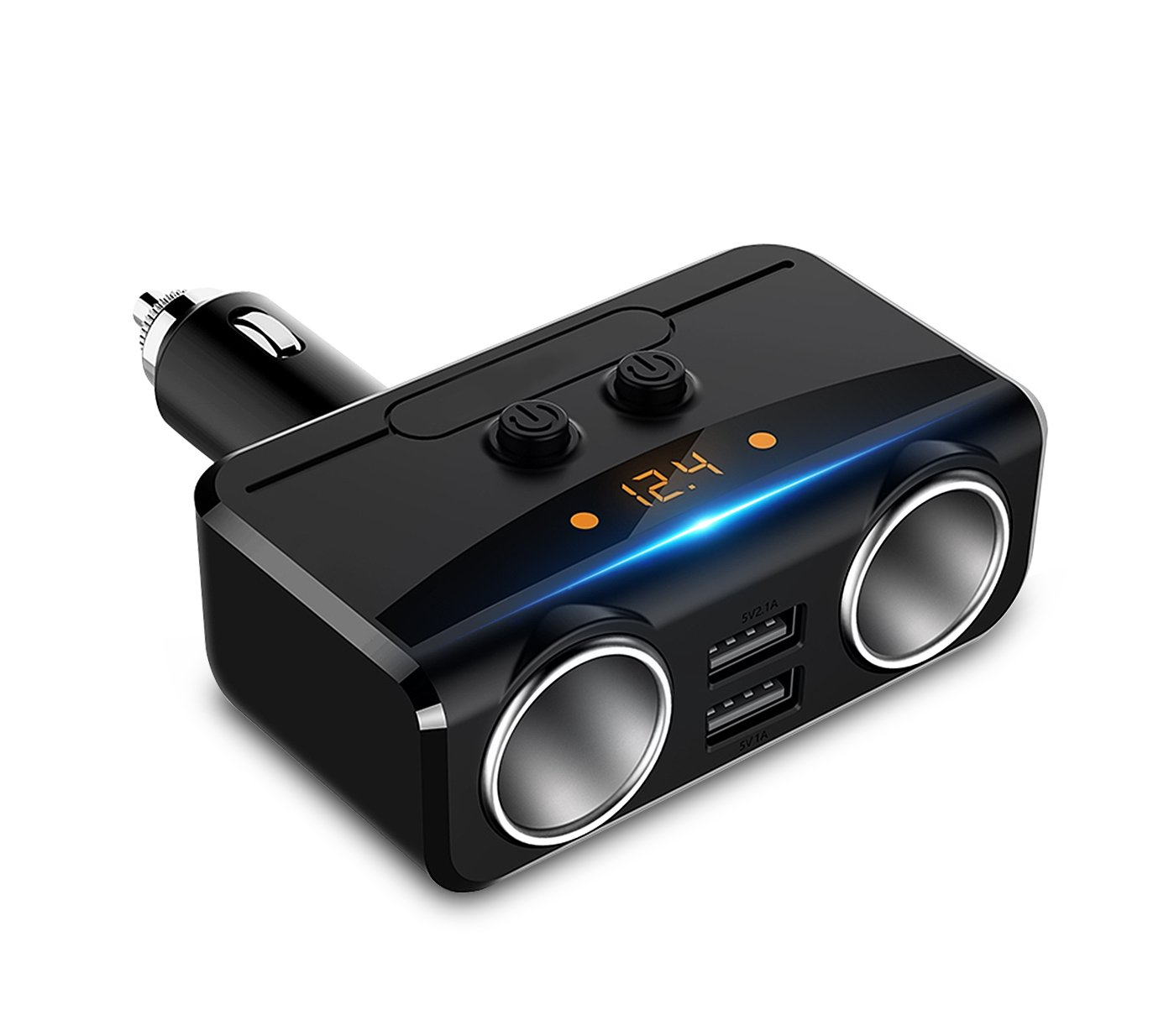 Amazon Com Portable Car Heater 2 In 1 12v 150w Heater For