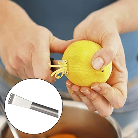 Homerestaurants YHM Cocina Acero Inoxidable Naranja Limón ...