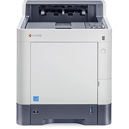 Kyocera 1102NS2US0 ECOSYS P6035cdn Color Network Printer, Up To 37 PPM,  Print Resolution 600 x 600 DPI and 9600 x 600 Multi Bit Interpolated, Up To  3