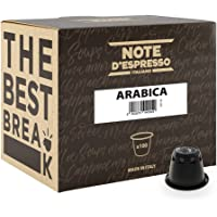 Note D'Espresso - Cápsulas de café arábica exclusivamente