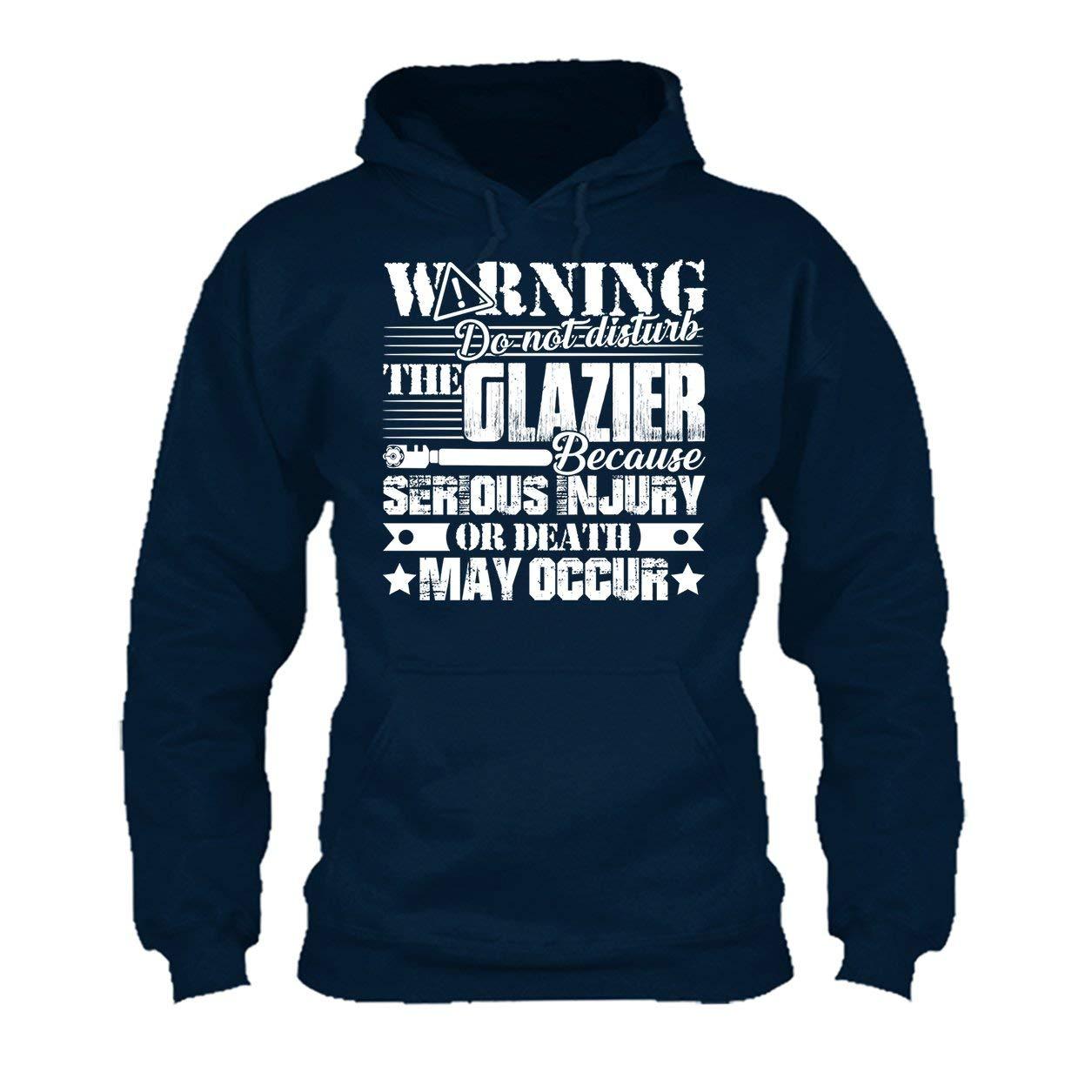 Hoodies Do Not Disturb Glazier Tee Shirt Shirt