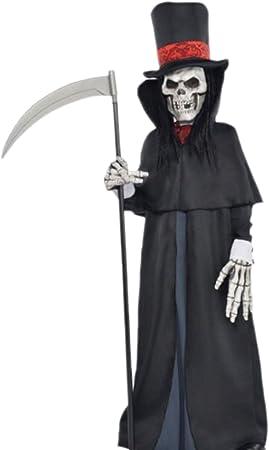 erdbeerclown – joven la muerte Disfraz, halloween, 128/134 – 152 ...