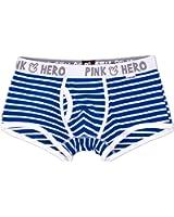 Amlaiworld Hommes Sous-vêtements Boxer Slips Fringe Caleçons