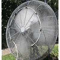 7 Nozzle Fan Mister for 36 Fan Outdoor cooling